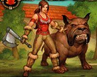 Image of Scarlet Beastmaster
