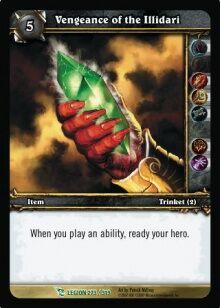 Vengeance of the Illidari TCG Card.jpg