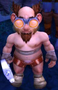 Image of Captured Gnome