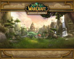 Mists of Pandaria Wandering Isle loading screen.jpg