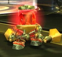 Image of Emergency Fire Bot