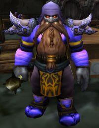 Image of Guzzling Patron
