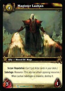 Magister Lashan TCG Card.jpg