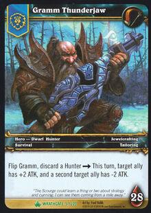 Gramm Thunderjaw TCG Card.jpg