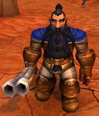 Image of Dwarven Rifleman