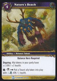 Nature's Reach TCG Card Gladiators.jpg