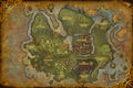 Map of Gilneas