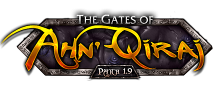 The Gates of Ahn'Qiraj logo