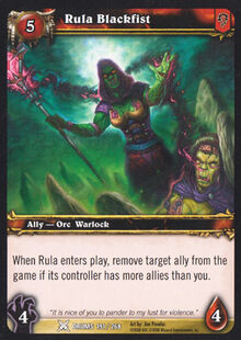 Rula Blackfist TCG Card.jpg