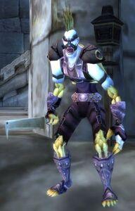 Image of Deathstalker Zraedus
