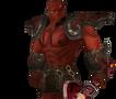 You face Jaraxxus, eredar lord of the Burning Legion!