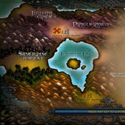 The Flight from Lordaeron (WC3 Undead)
