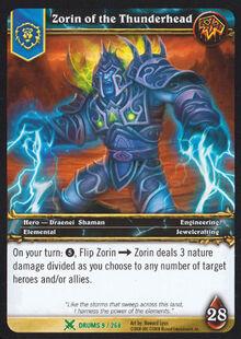 Zorin of the Thunderhead TCG Card.jpg