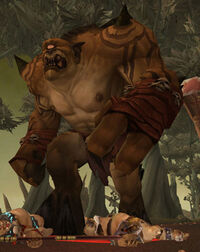 Image of Gorgrom the Dragon-Eater