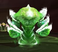 Image of Tainted Water Elemental
