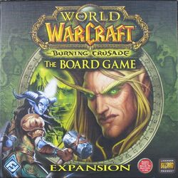 World of Warcraft: The Board Game - The Burning Crusade