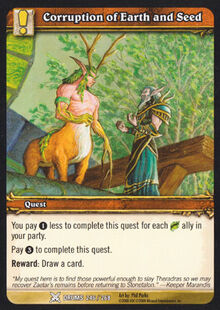Corruption of Earth and Seed TCG Card.jpg