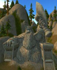 Image of Madoran Bronzebeard