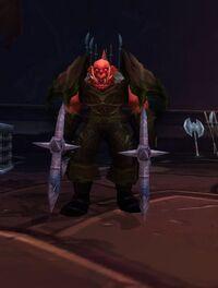 Image of Bonechewer Blade Fury