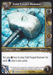 Cold Forged Hammer TCG Card.jpg