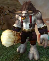 Image of Tauren Warrior
