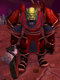 Image of Watch Commander Krunk