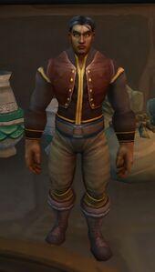 Image of Drustvar Trader