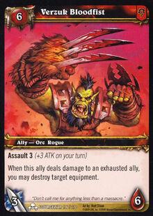 Verzuk Bloodfist TCG Card.jpg