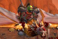 Image of Orgrimmar Wind Rider