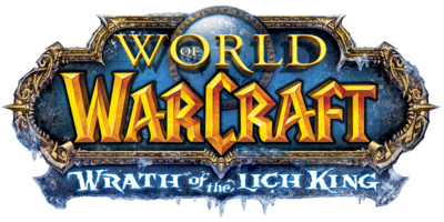 World of Warcraft: Wrath of the Lich King logo