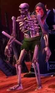 Image of Bleeding Hollow Skeleton