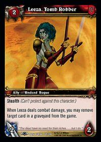 Leeza Tomb Robber TCG Card.jpg