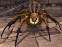Image of Golden Arachnodrone