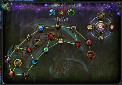 Fangs of Ashamane interface.jpg