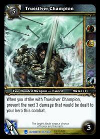 Truesilver Champion TCG card.jpg