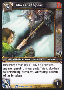 Blackened Spear TCG Card.jpg