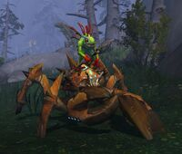 Image of Crab Rider Grmlrml