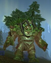 Image of Weakened Giant