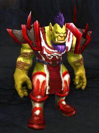 Image of Warden Nork Bloodfrenzy