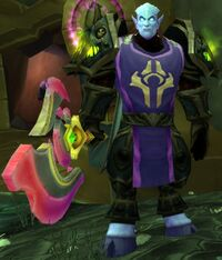 Image of Commander Arcus