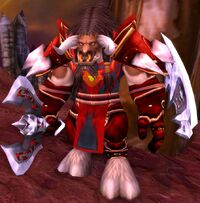 Image of Thrallmar Grunt