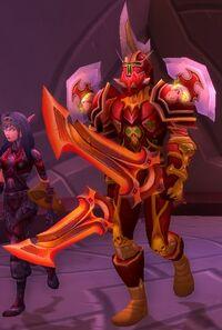 Image of Bloodwarder Marshal
