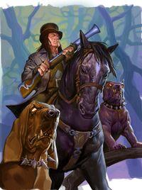 Image of Houndmaster Shaw