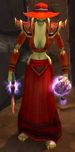 Image of Shadowmancer Selenora