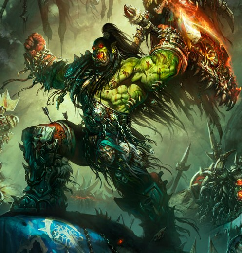 Grommash Hellscream - Wowpedia - Your wiki guide to the ...