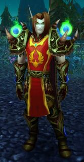 Image of Silvermoon Messenger