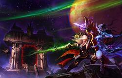 Blood Elf draenei dark portal.jpg