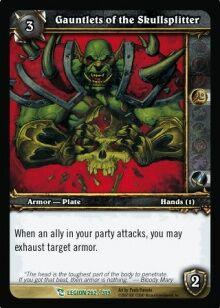 Gauntlets of the Skullsplitter TCG Card.jpg