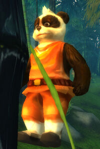Image of Scared Pandaren Cub