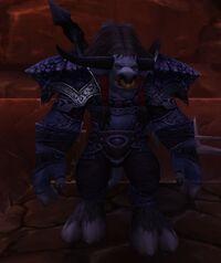 Image of Sergeant Thunderhorn